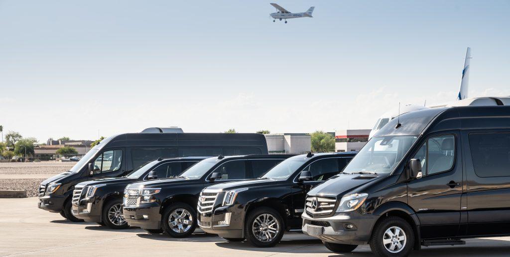 Ground Transportation in Arizona