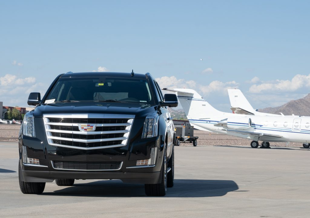 Scottsdale airport transportation