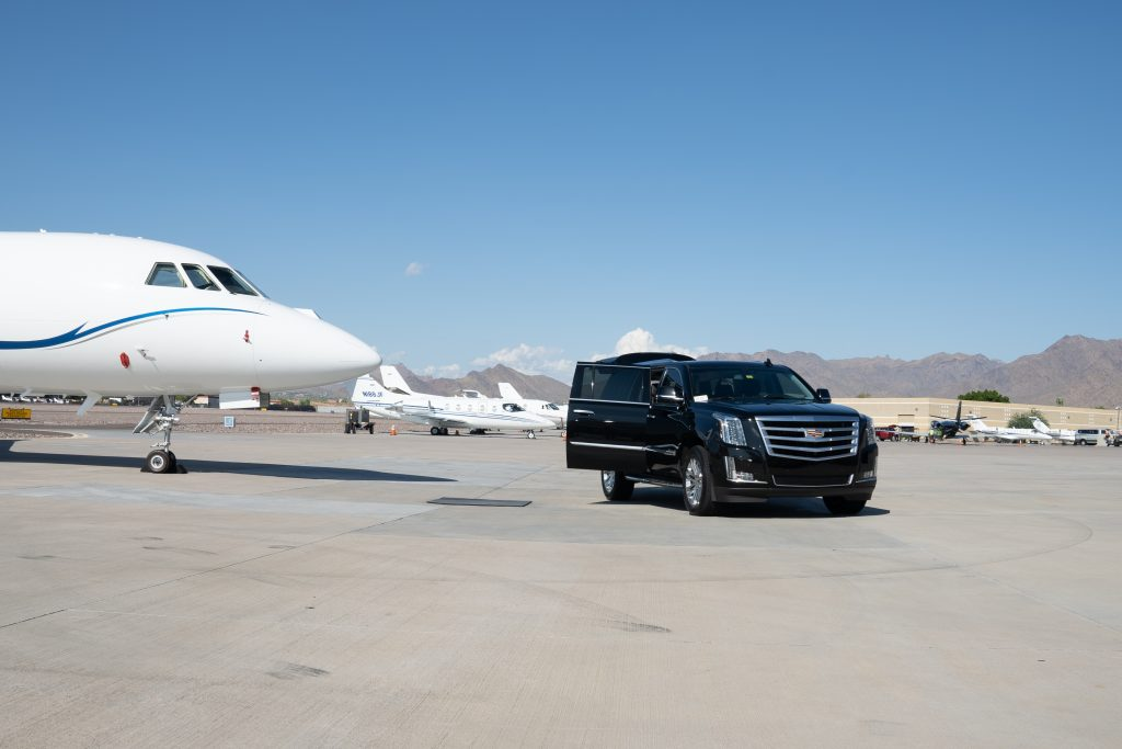 Airport limo services in Scottsdale